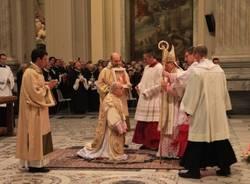 Il Leggiunese monsignor Camisasca diventa Vescovo (inserita in galleria)
