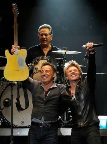 Il mega concerto per le vittime di Sandy (inserita in galleria)