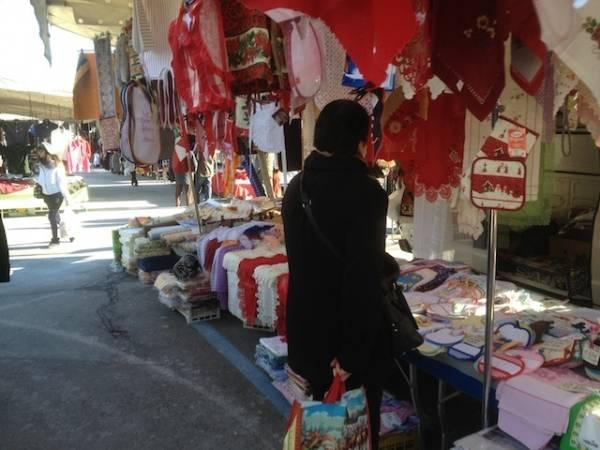 Il mercato straordinario di Varese (inserita in galleria)