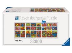 """Il puzzle più grande del mondo? Ha """"solo"""" 32256 pezzi (inserita in galleria)"""