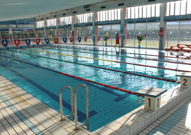 Il sindaco chiude la piscina hanno tagliato il gas - Piscina solbiate olona ...
