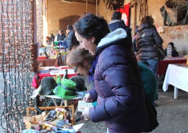 Natale al Castello di Caidate (inserita in galleria)