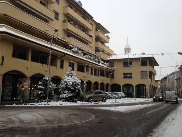 Neve a Legnano (inserita in galleria)