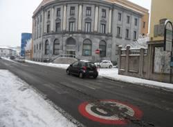 Neve a Saronno (inserita in galleria)