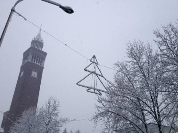 neve busto castellanza dicembre 2012 (per gallerie fotografiche)