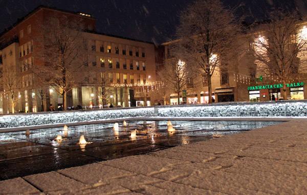 Prima Neve A Legnano 2