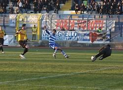 Pro Patria - Bassano 0-0 (inserita in galleria)