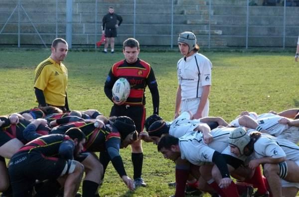 Rugby Varese - Bergamo 6-30 (inserita in galleria)