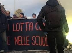 sciopero studenti saronno dicembre 2012