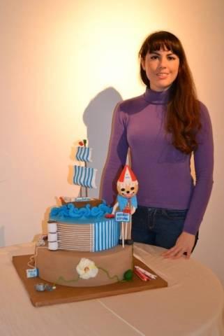 """Secondo posto per la torta """"Busti Grandi"""" (inserita in galleria)"""