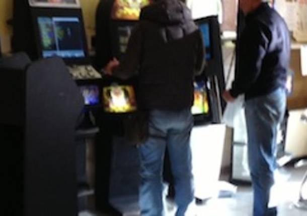 slot machines albizzate