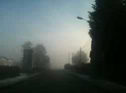 Strade nella nebbia (inserita in galleria)