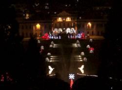 Varese si illumina per Natale (inserita in galleria)