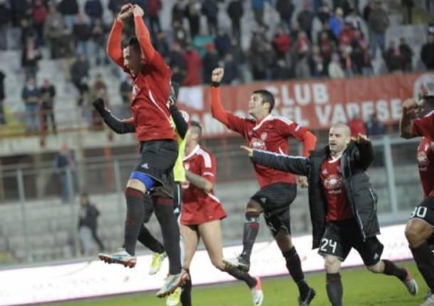 Varese - Ternana, la partita in tre minuti