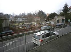 Addio alla villetta liberty di via Colonna (inserita in galleria)