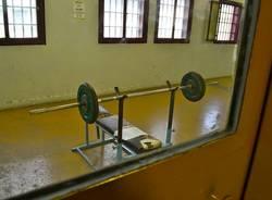 All'interno del carcere di Busto (inserita in galleria)