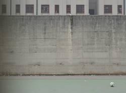 carcere busto esterno campo calcio