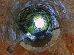 Dentro al pozzo dei misteri (inserita in galleria)