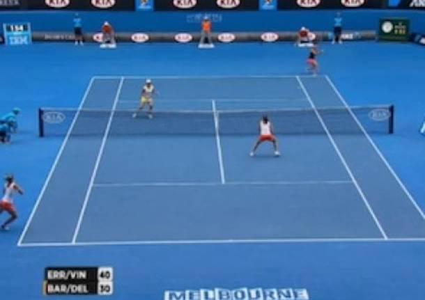 Errani Vinci campionesse all'Australian Open
