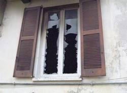 Esplode casa a Castronno/2 (inserita in galleria)