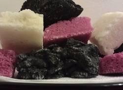 I dolcetti nella calza della befana (inserita in galleria)