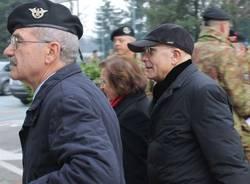 I militari Nato partono per l'Afghanistan (inserita in galleria)