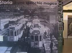 Il centro documentale dedicato alla vecchia tramvia (inserita in galleria)