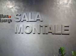 """Il """"terzo satellite"""" di Malpensa e la Sala Montale  (inserita in galleria)"""