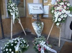 L'ultimo saluto a Suzanne Marusic (inserita in galleria)