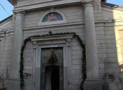 La chiesa sconsacrata di Grantola (inserita in galleria)
