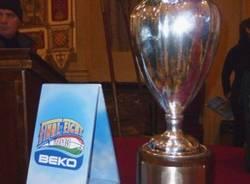 La Coppa Italia di basket sfila a Milano (inserita in galleria)