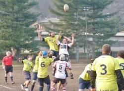 Rugby: Valcuvia - Valtellina 20-22 (inserita in galleria)