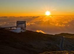 Sull'Isola di Palma per studiare il sistema solare (inserita in galleria)