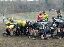 Unni Valcuvia - Rugby Gussago 5-22 (inserita in galleria)
