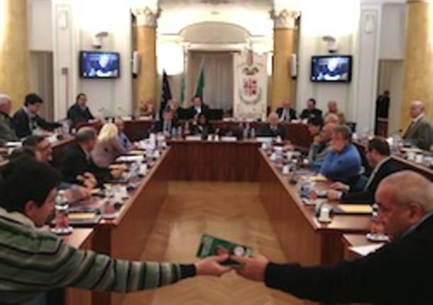 apertura consiglio provinciale varese