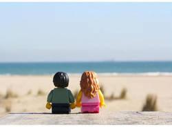 San Valentino secondo i Lego (inserita in galleria)