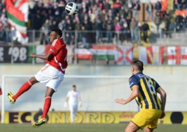 Varese - Juve Stabia, la partita in tre minuti