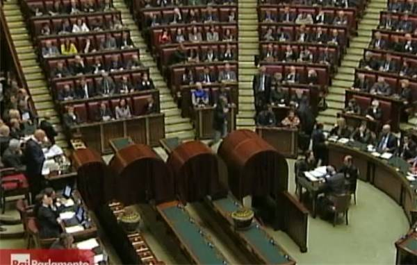 Carrellata parlamentare (inserita in galleria)
