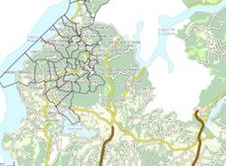cartografia comunita montana