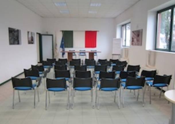 centro protezione civile gallarate