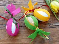 """Decorazioni """"fai da te"""" per Pasqua (inserita in galleria)"""