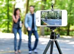 iphone video telecamera