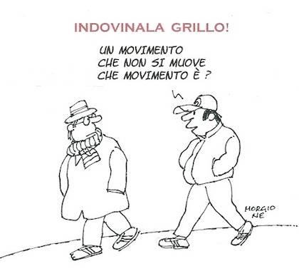 La vignetta di Morgione - 01/03/2013