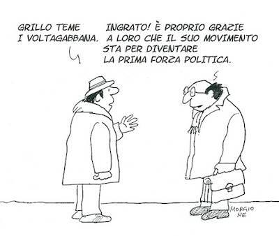La vignetta di Morgione - 07/03/2013