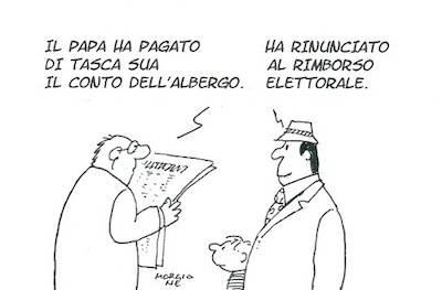 La vignetta di Morgione - 15/03/2013