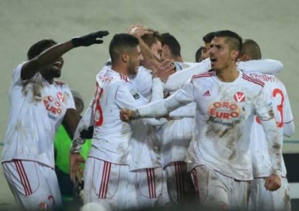 Varese-Reggina, la partita in tre minuti
