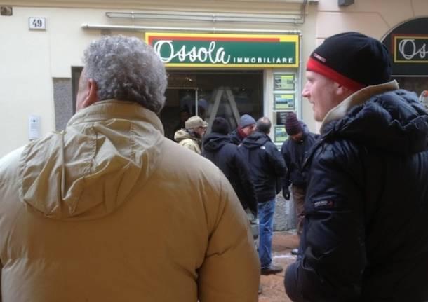 Virzì torna a girare, e tornano le luminarie natalizie in Corso matteotti (inserita in galleria)