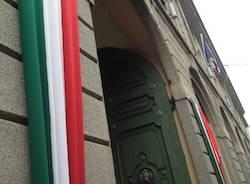 broletto gallarate tricolore