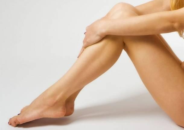 capillari gambe