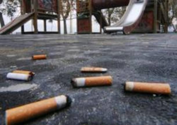 mozziconi sigaretta